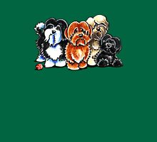 Four Havanese Tank Top