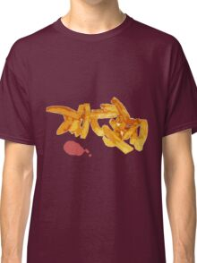 Chips/fries and sauce Classic T-Shirt