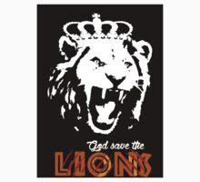 God Save The Lions T-Shirt