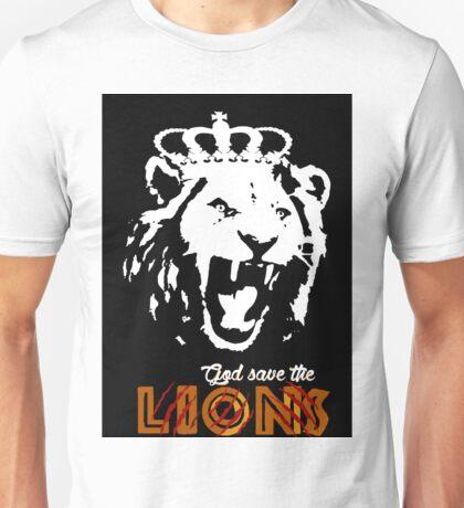 God Save The Lions Unisex T-Shirt