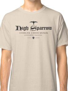 High Sparrow Cobbler Classic T-Shirt