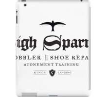 High Sparrow Cobbler iPad Case/Skin