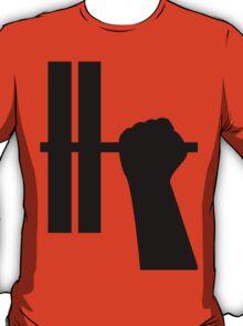 WORKOUT BAR SHIRT-BLACK T-Shirt