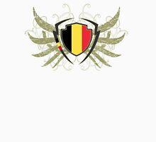 Belgium Euro 2016 Mens V-Neck T-Shirt