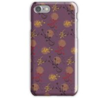 Autumn Berries iPhone Case/Skin