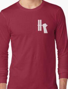 WORKOUT BAR - WHITE 2  Long Sleeve T-Shirt