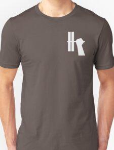 WORKOUT BAR - WHITE 2  T-Shirt