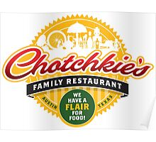 Chotchkie's Poster