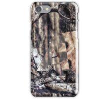 Camouflage A iPhone Case/Skin