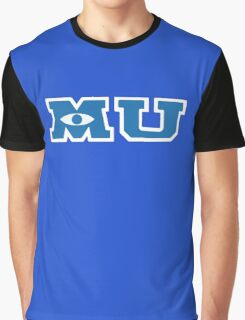 Monsters university Graphic T-Shirt
