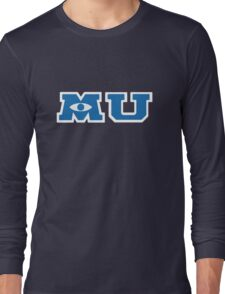 Monsters university Long Sleeve T-Shirt