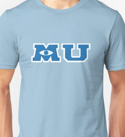 Monsters university Unisex T-Shirt