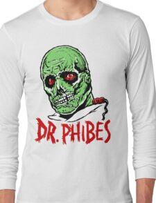 DR. PHIBES Long Sleeve T-Shirt