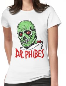 DR. PHIBES Womens Fitted T-Shirt