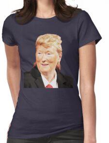 Meryl Streep (Trump) Womens Fitted T-Shirt