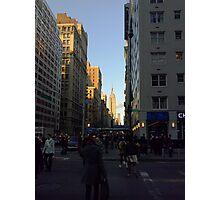 Fifth Avenue Photographic Print