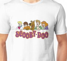 scooby doo be cool face Unisex T-Shirt