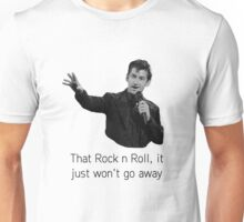 Alex Turner - Brits Speech Unisex T-Shirt