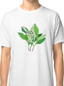 Lilly of the Valley Classic T-Shirt