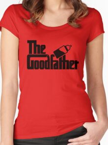 The Goodfather version 1 Women's Fitted Scoop T-Shirt