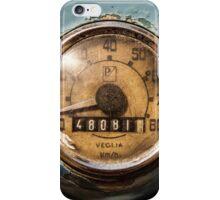 Vespa #1 iPhone Case/Skin