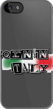Born In Italy by vampyba