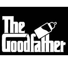 The Goodfather version 2 Photographic Print