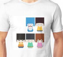 doraemon family danbo Unisex T-Shirt