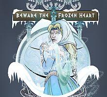 Snow Queen  by nicolealesart