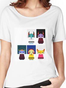 animal devil danbo Women's Relaxed Fit T-Shirt