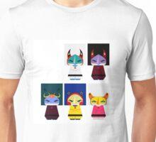 animal devil danbo Unisex T-Shirt