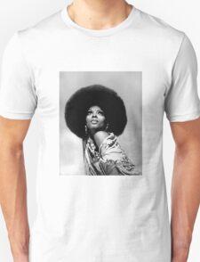 DIANA ROSS BW PHOTO Unisex T-Shirt