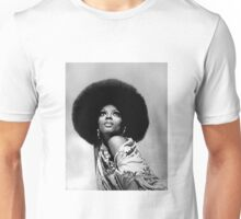 DIANA ROSS BW PHOTO Unisex T-Shirt