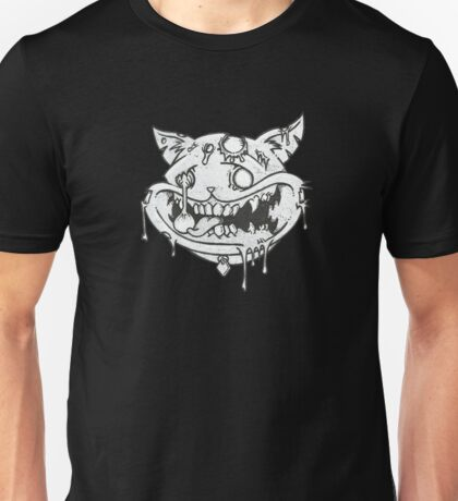 Melty Face Dream Cat Unisex T-Shirt