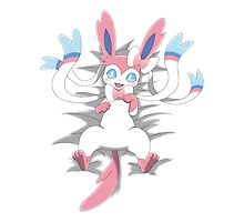 Sylveon by Winick-lim