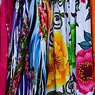 Colorful Frocks by John Schneider