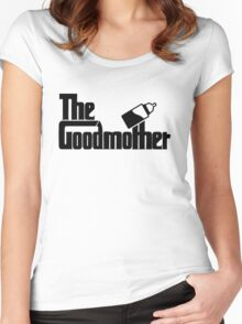 The Goodmother Version 1 Women's Fitted Scoop T-Shirt