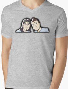 Saint Young Men Jesus and Buddha! Mens V-Neck T-Shirt