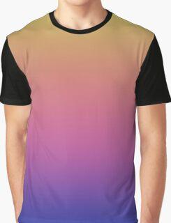 Fade pattern Graphic T-Shirt