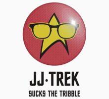 JJ Trek Sucks the Tribble by Devil Olive