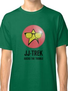 JJ Trek Sucks the Tribble Classic T-Shirt