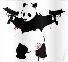 Bad Pandas Poster
