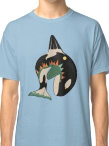 World on the Whale's Back Classic T-Shirt