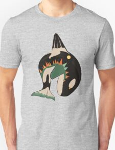 World on the Whale's Back Unisex T-Shirt