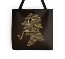 Sherlock Holmes The Canon Tote Bag