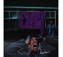 Candy Skin Horror Movie Art by EndoftheDream