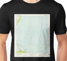 USGS TOPO Map Alabama AL Little Dauphin Island 304427 1958 24000 Unisex T-Shirt
