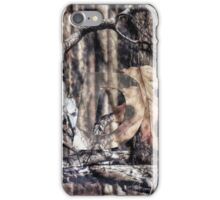 Camouflage D iPhone Case/Skin