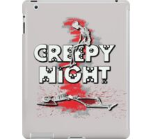 Good [Halloween] Night  iPad Case/Skin
