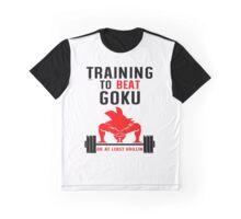 TRAINING GOKU - Baset of Dragon Ball Graphic T-Shirt